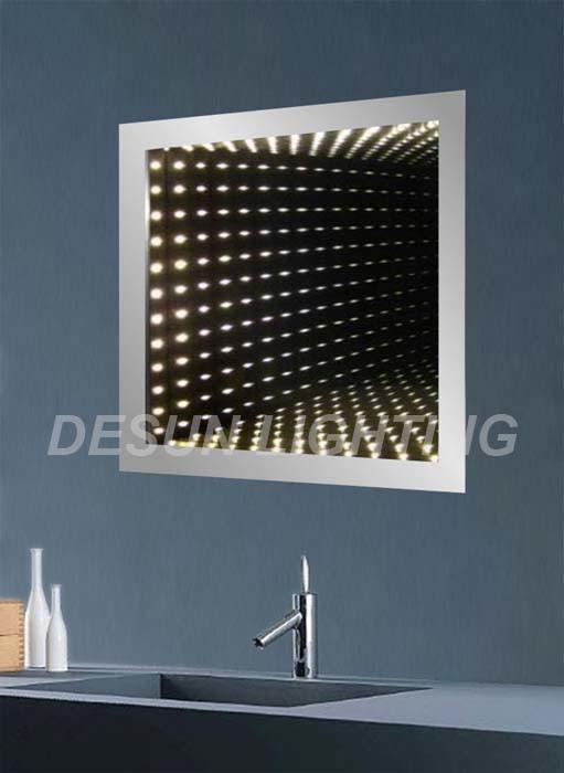 Miroir d 39 infini de del dim3103 miroir d 39 infini de del for Miroir infini