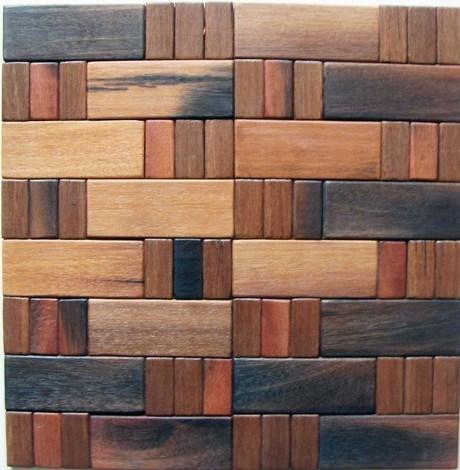 Mosaico de madera del barco antiguo ew003 mosaico de - Mosaico de madera ...