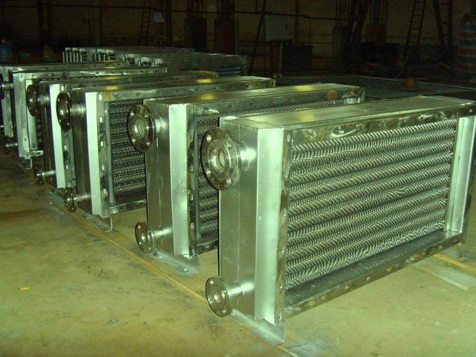 Tube d 39 aileron tube ailettes changeur de chaleur radiateur tube d 3 - Radiateur a ailettes ...