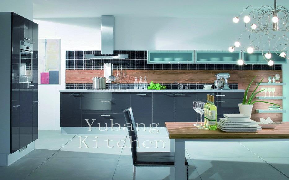 Cocina pintada alto lustre m2012 17 cocina pintada - Pared cocina pintada ...