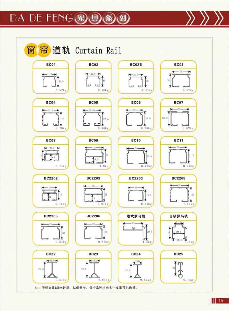 rail de rideau en aluminium en cloison rail de rideau en aluminium en cloison fournis par. Black Bedroom Furniture Sets. Home Design Ideas