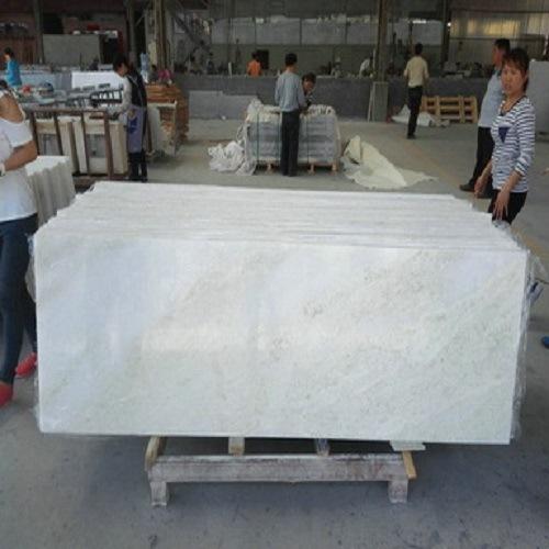 encimeras de mrmol blancas de kyknos para la cocinael cuarto de bao