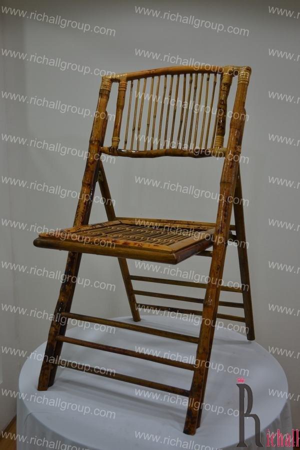 Silla de bamb plegable rcbf 003 silla de bamb - Sillones de bambu ...