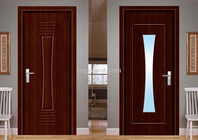 Pel cula de cristal alternativa del pvc de las puertas que for Puerta 4 del jockey