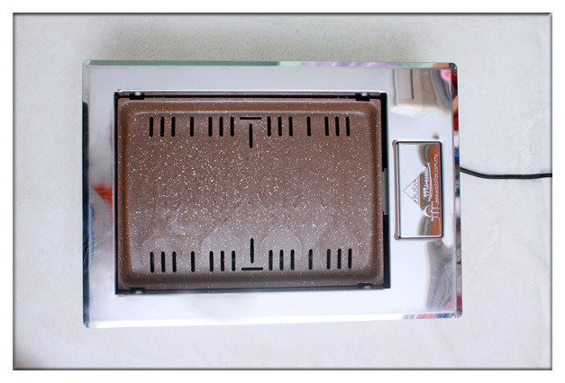 Stufa elettrica del ristorante coreano griglia del bbq - Stufa elettrica a risparmio energetico ...