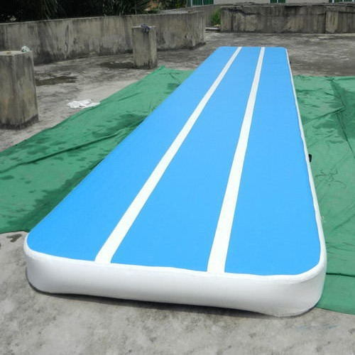 Foto De Gymnastics Air Mattress Inflatable Tumbling Tracks