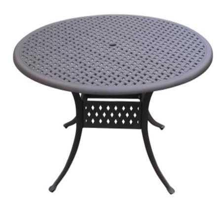 """48 pratiques """" meubles de jardin de table ronde de fonte d ..."""
