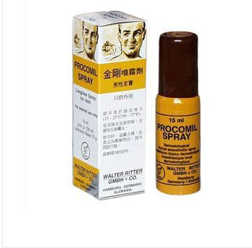 obat kuat pria, Procomil spray