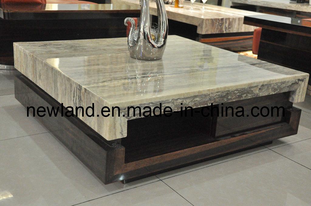 Mesas de centro de m rmol k 028b de moden mesas de for Mesa centro marmol