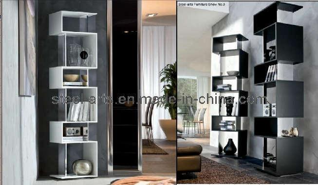 De moderne houten eenheid van de muur showcase s0006b w de moderne houten eenheid van de - Model bibliotheek houten ...