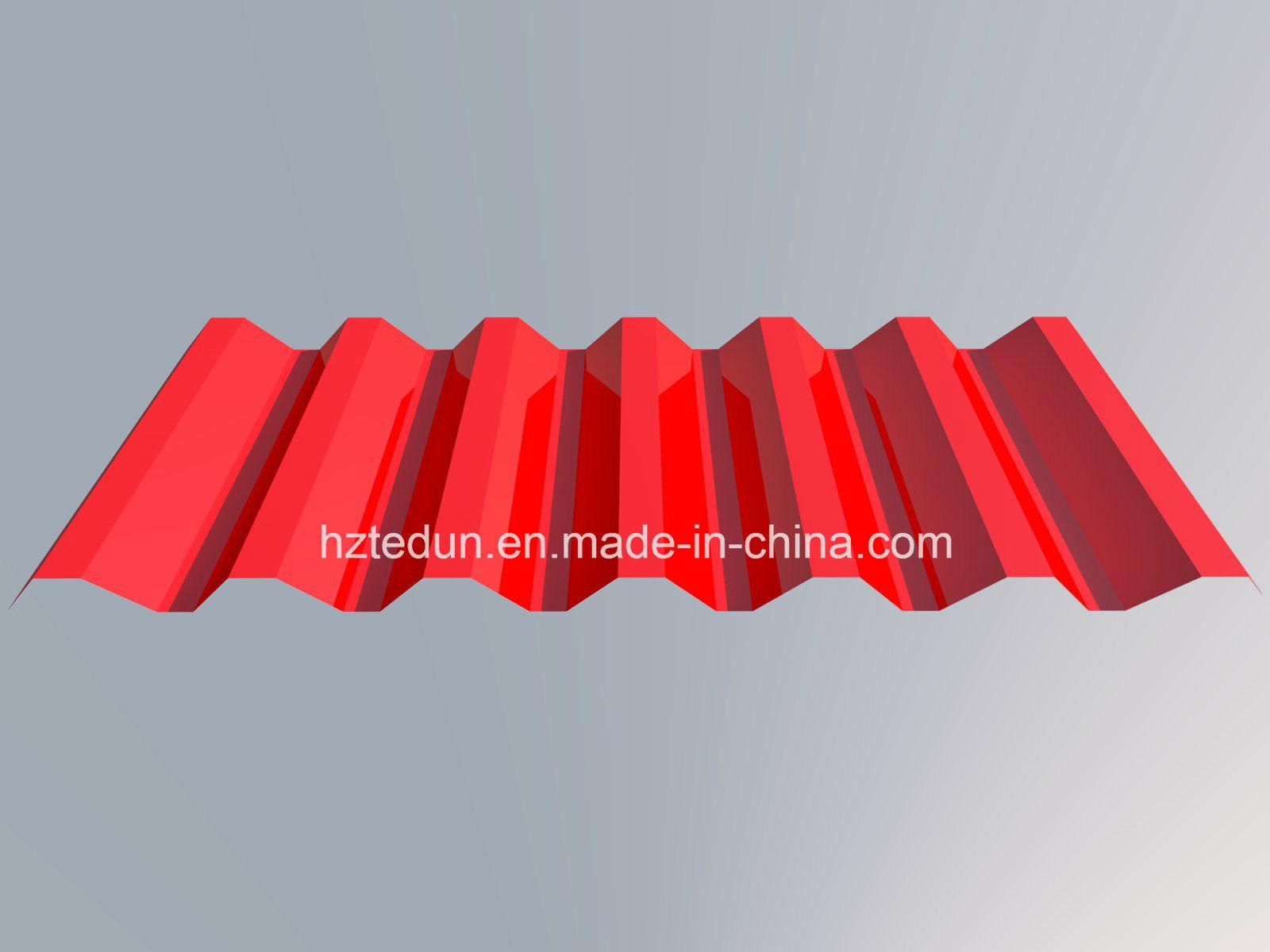 t le d 39 acier enduite d 39 une premi re couche de peinture pour la toiture fer grey7011 photo sur. Black Bedroom Furniture Sets. Home Design Ideas