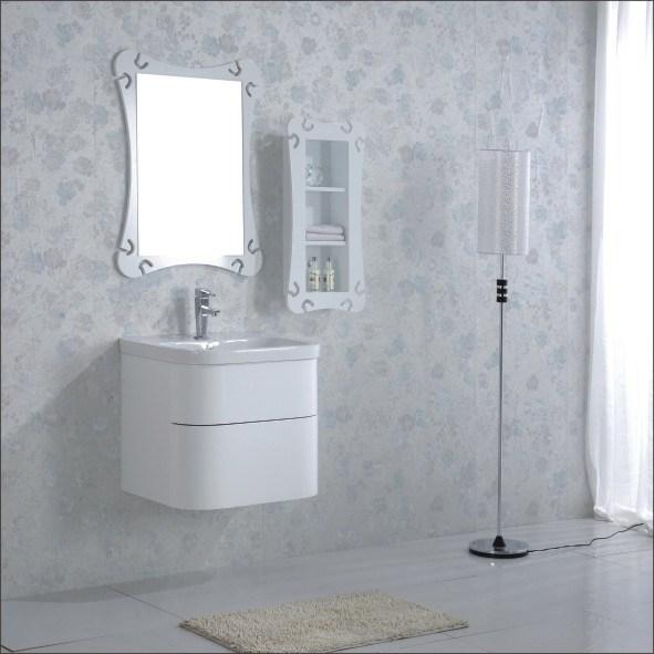 Armário de banheiro moderno do PVC (WL6606) –Armário de banheiro moderno do  -> Armario Para Banheiro Pvc