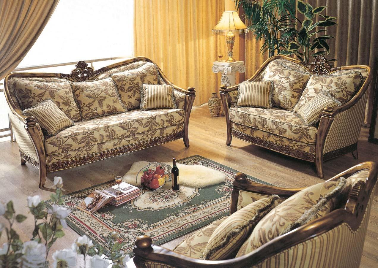 Meubles à la maison - sofa classique (TB0002) –Meubles à la maison ...