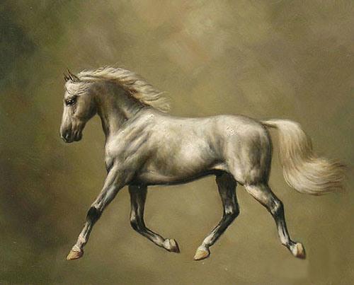 Animal de la pintura al óleo – Animal de la pintura al óleo ...