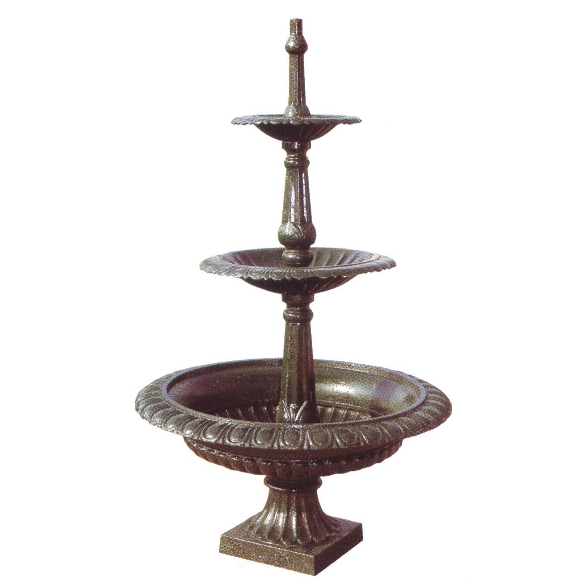 banco de jardim tamandua : banco de jardim tamandua:Cast Iron Garden Fountains