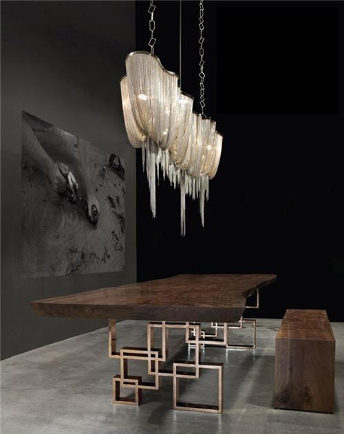 hotel dekoration modernes lampen leuchter projekt h ngende lampe ka1071 foto auf de made in. Black Bedroom Furniture Sets. Home Design Ideas