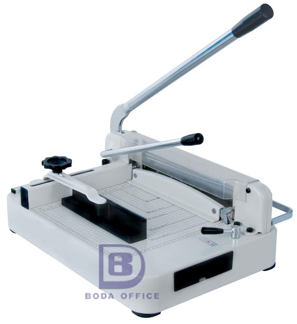 machine de d coupage manuelle de papier de guillotine bd. Black Bedroom Furniture Sets. Home Design Ideas