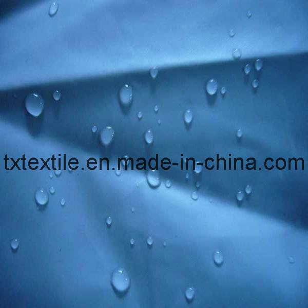 Tela impermeable del poliester de la tela de nylon - Tela impermeable para exterior ...