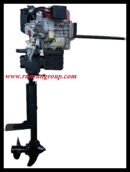 20hp De Dieselmotor Van Outboard 20hp De Dieselmotor Van