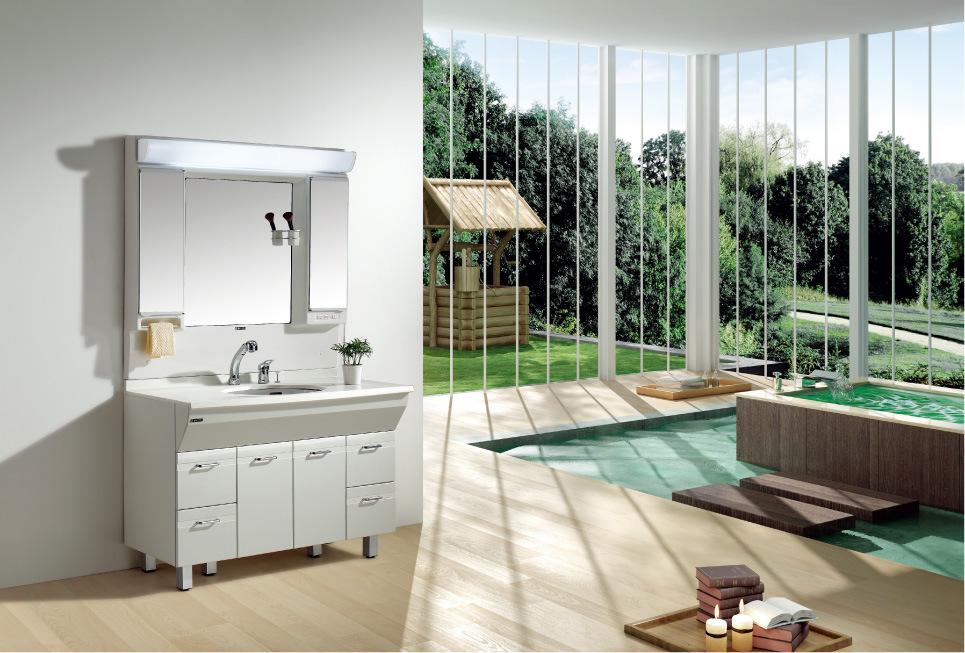 Cabinet de miroir de salle de bains de brouillard preuve for Cabinet de salle de bain