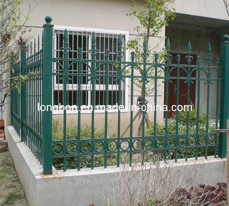 Ornamentos de la cerca del hierro labrado lb g f 0033 - Cercas de hierro ...