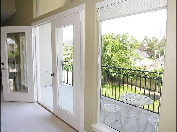 foto de puerta francesa del balc n del pvc 001 en es