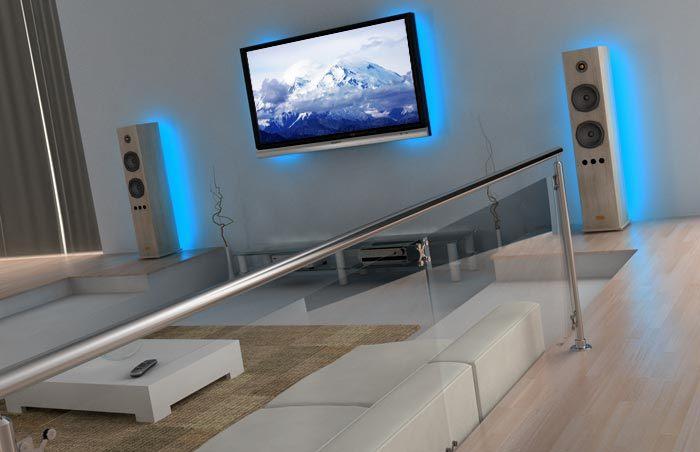 Светодиодная подсветка телевизора своими руками