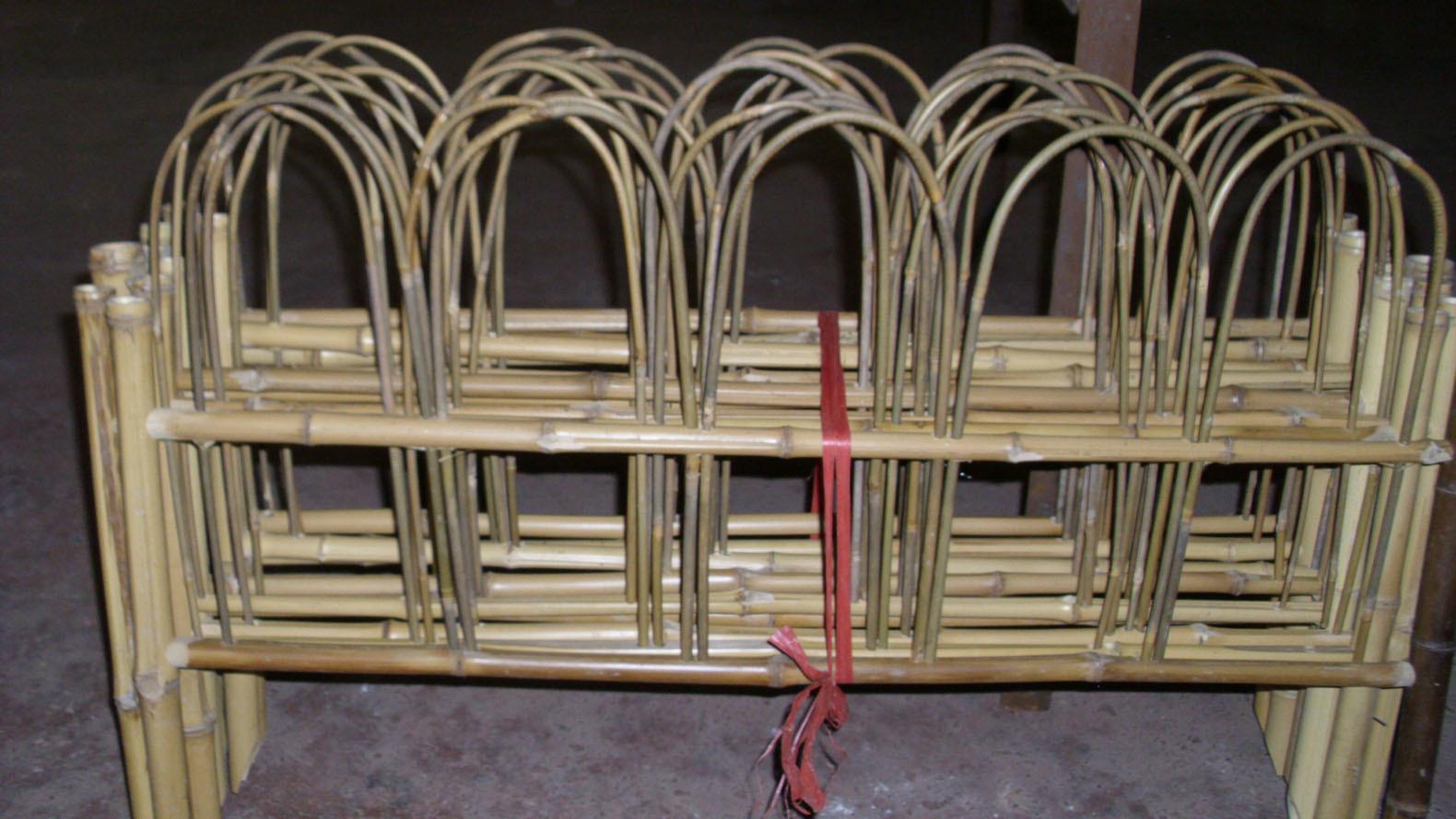 artesanato de bambu para jardim:de bambu para o mercado de Europa –Cerca de bambu para o mercado de