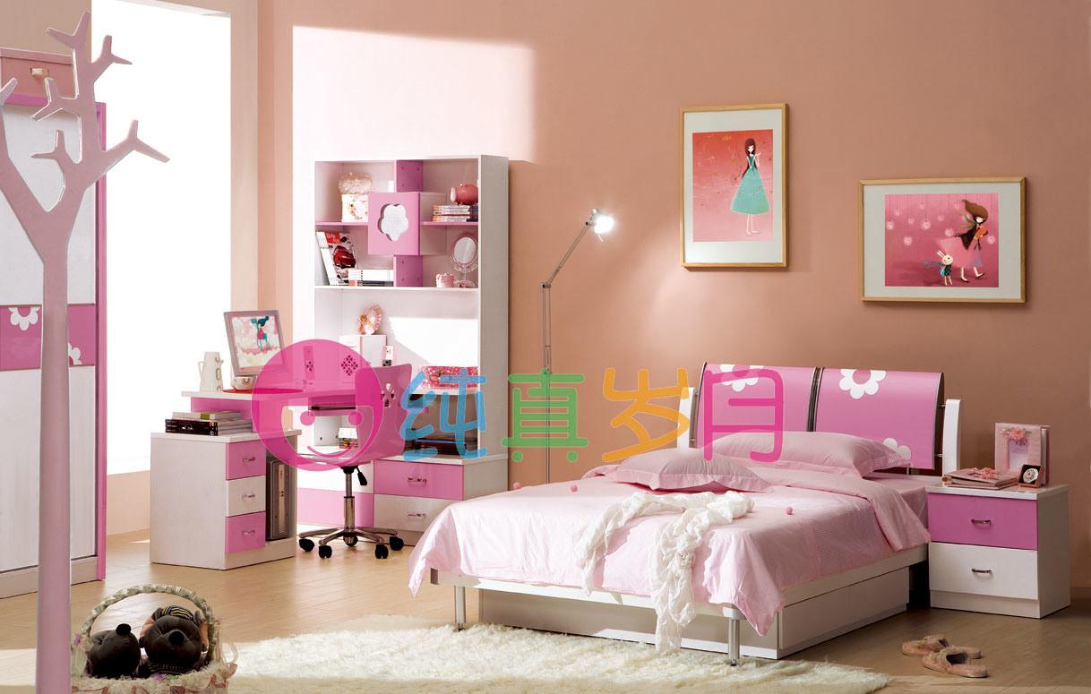 De populaire bedden van de jonge geitjes van de stijl van de prinses 521 de populaire bedden - Deco slaapkamer jongen jaar ...