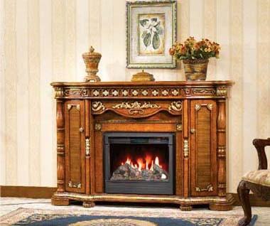 chemin e lectrique pour la d coration et le chauffage la maison 626 chemin e lectrique. Black Bedroom Furniture Sets. Home Design Ideas
