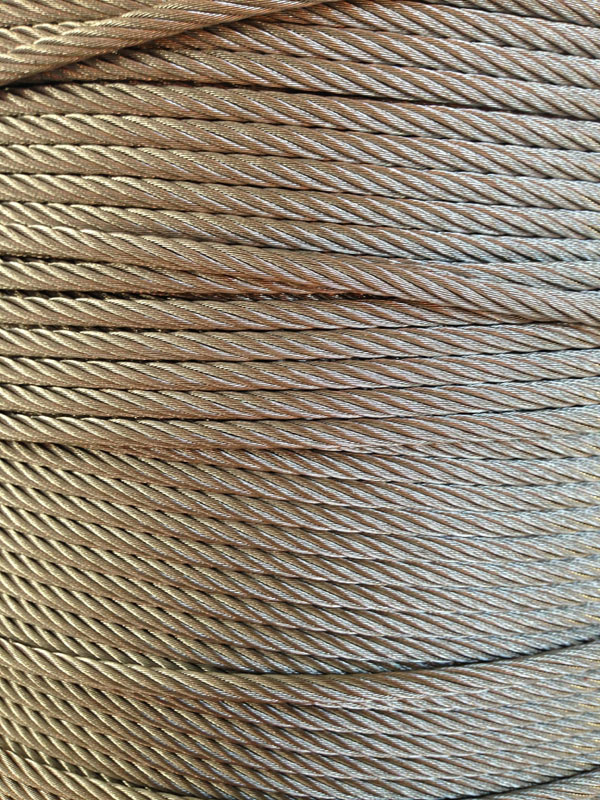 Foto de 13mm 7X19 Stainless Steel Cable en es.Made-in-China.com