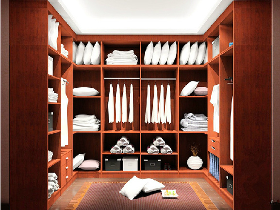 Guardarropa Muebles  Walk in Closet Muebles  closet de madera (PR