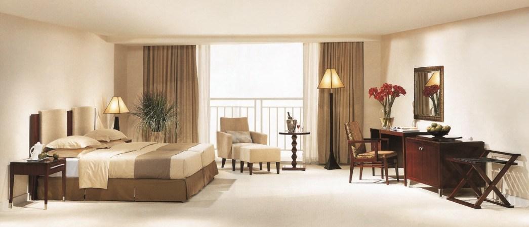 Meubles modernes de pièce d'invité d'hospitalité de suite