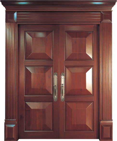 Front door designs 2013 for Puertas dobles de madera