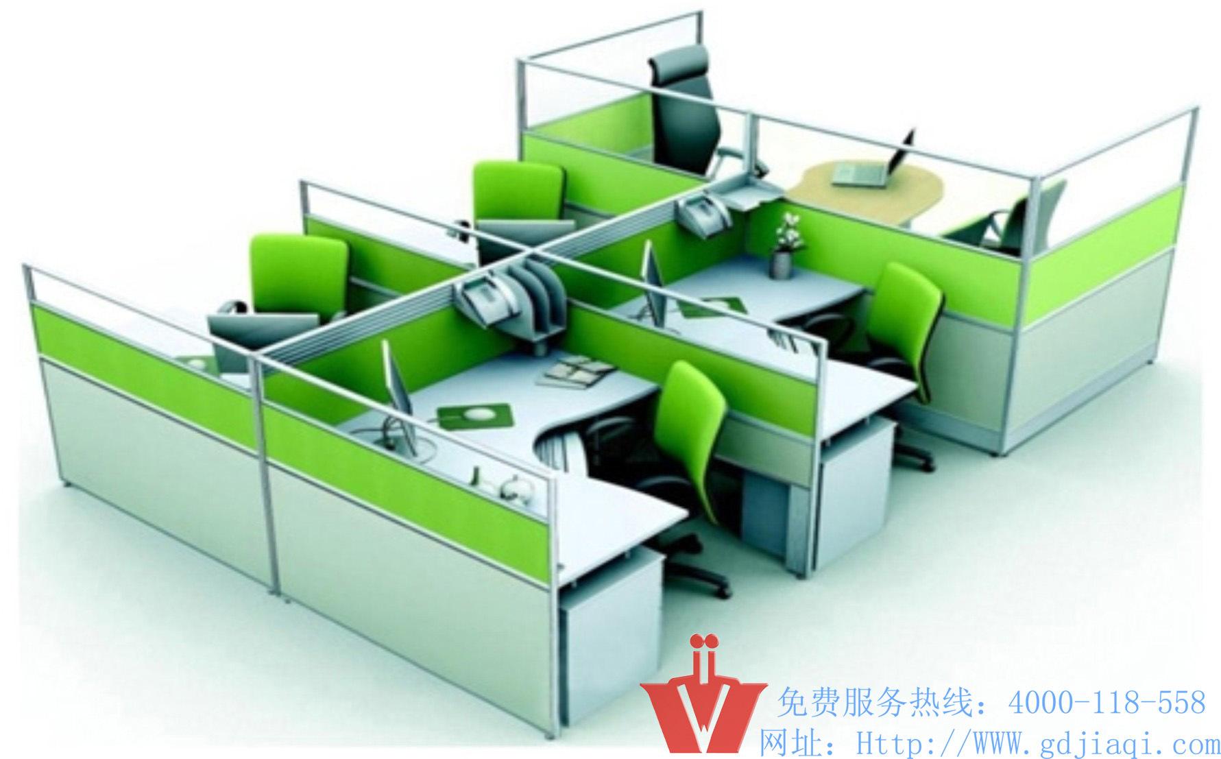 Mobília de escritório usada comercial da divisória do escritório  #2D8213 1781x1107