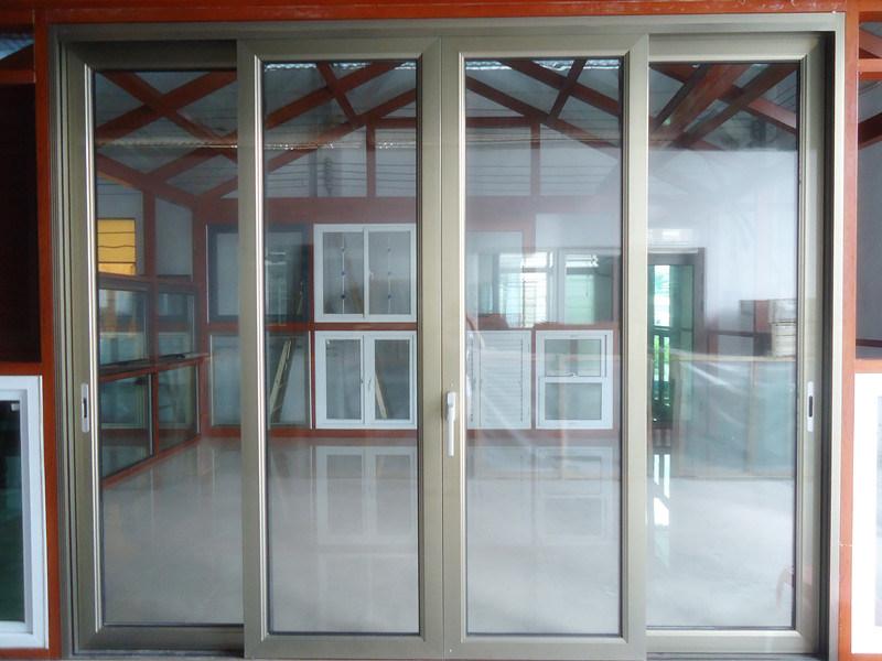 Puertas acristaladas exterior dise os arquitect nicos for Puertas de aluminio con vidrio para exterior