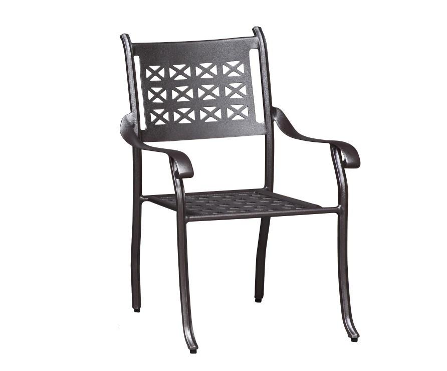 Silla de cena de aluminio y silla de jard n sac001aa2 - Sillas jardin aluminio ...
