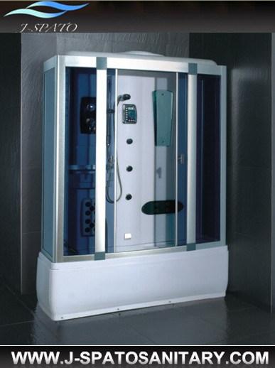 Salle de bains 2014 de construction pr fabriqu e de for Cabine de salle de bain prefabriquee
