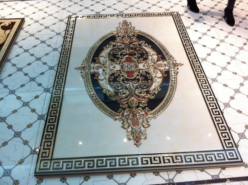 carrelage en cristal polished de tapis de porcelaine photo sur fr made in. Black Bedroom Furniture Sets. Home Design Ideas