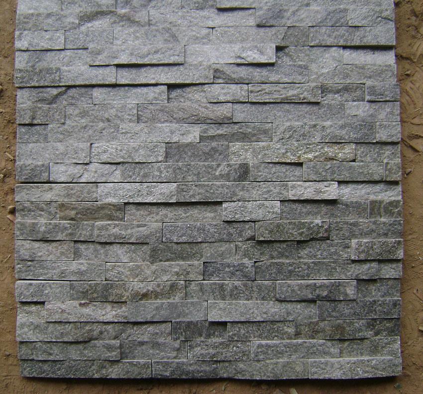 recubrimiento de paredes de piedra verde de la cultura de