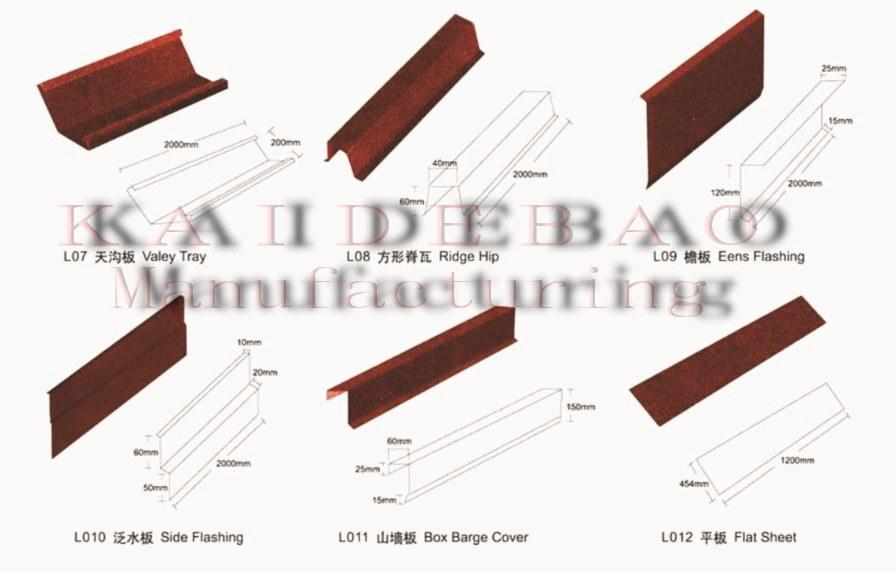 accessoire de tuile de toiture kd7003w accessoire de. Black Bedroom Furniture Sets. Home Design Ideas