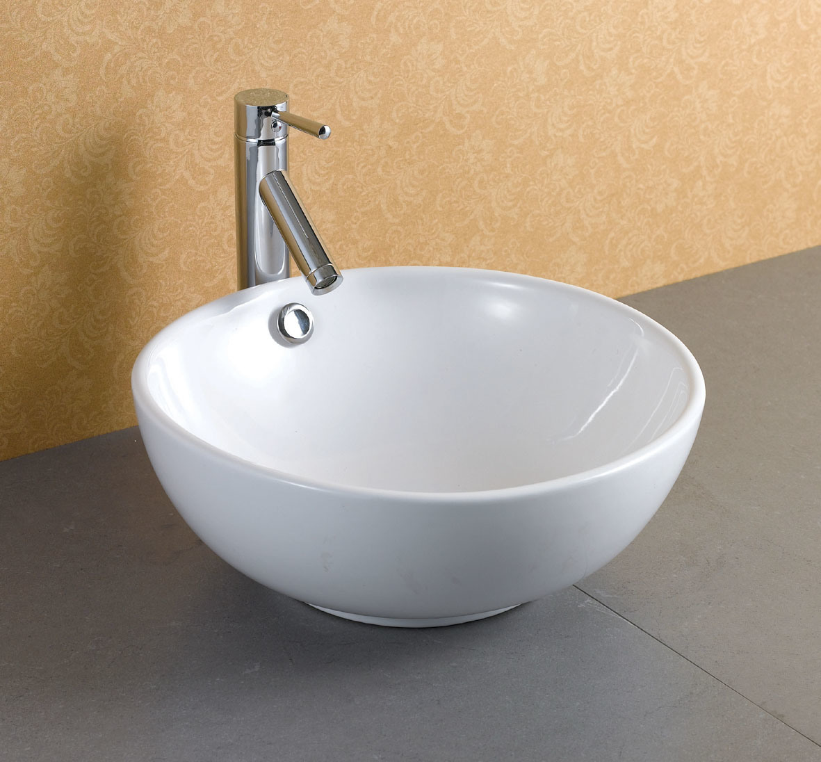 Cuvette d 39 vier de lavage de salle de bains cuvette d for Evier de salle de bain