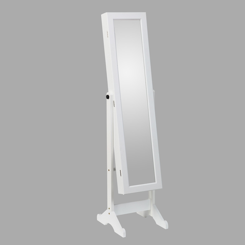 Specchio lungo boiserie in ceramica per bagno for Specchio lungo
