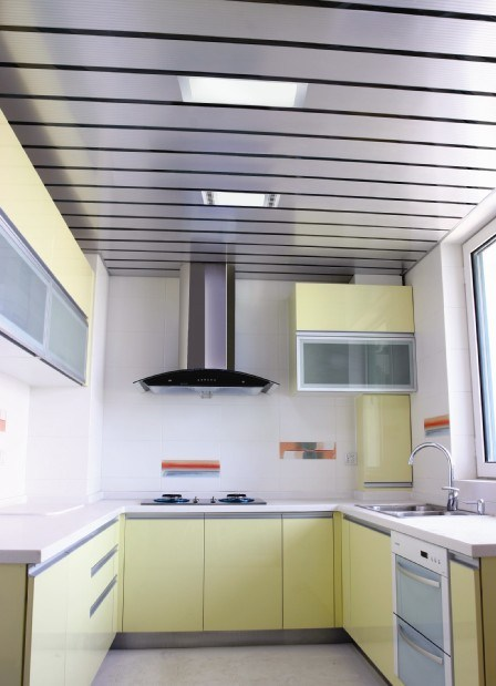 plafond en aluminium int rieur de bande plafond en. Black Bedroom Furniture Sets. Home Design Ideas