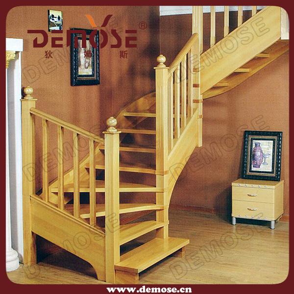 Binnen houten trap dms s1013 binnen houten trap dms s1013 doorfoshan demose hardware - Binnen trap ...