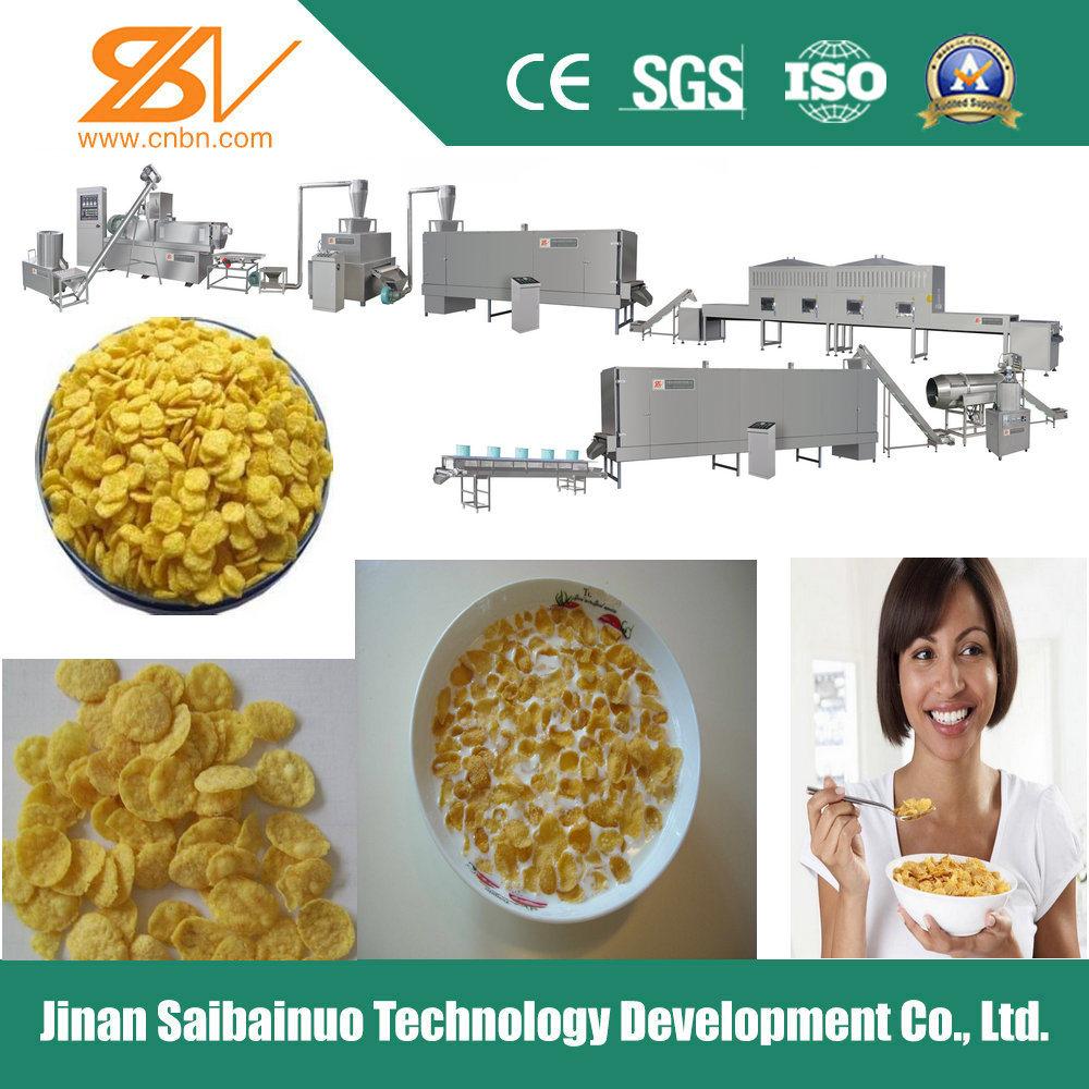 Jinan Golden Machinery Equipment Co Ltd Mail: Machine Industrielle De Flocons/céréales Du Petit Déjeuner