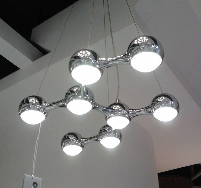 lustre de mol cule de led jx3003 lustre de mol cule de led jx3003 fournis par dova. Black Bedroom Furniture Sets. Home Design Ideas