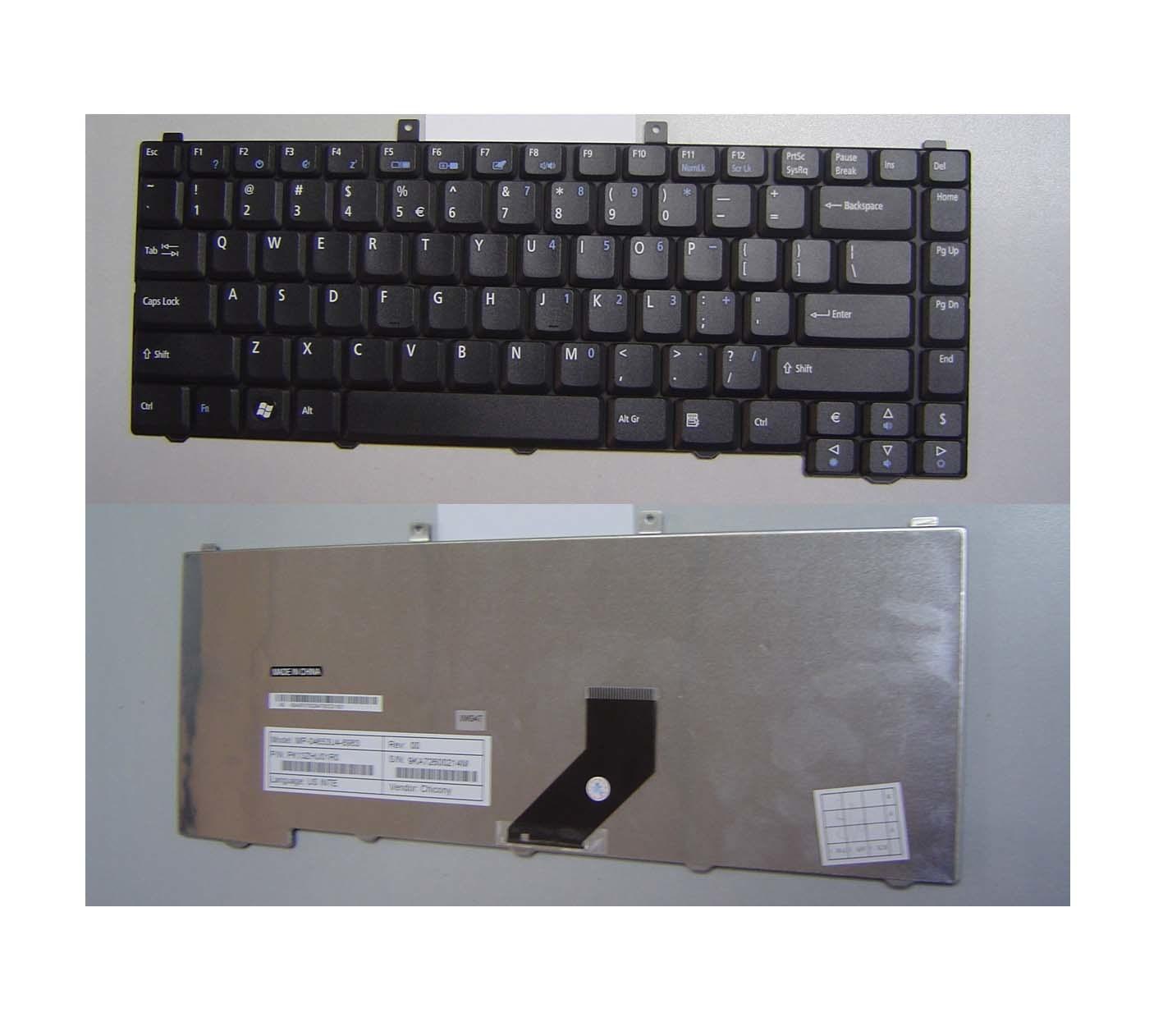 clavier 3610 d 39 ordinateur portable pour l 39 ordinateur portable d 39 acer clavier 3610 d 39 ordinateur. Black Bedroom Furniture Sets. Home Design Ideas