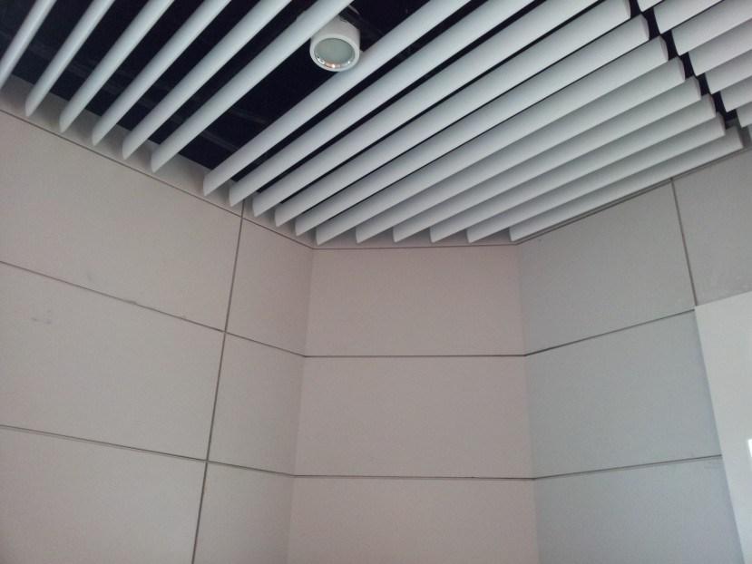 Falso techo de la pantalla falso techo de la pantalla - Falso techo aluminio ...
