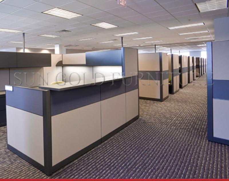 사무실 칸막이실 워크 스테이션, 칸막이벽, 현대 사무용 가구 (SZ ...